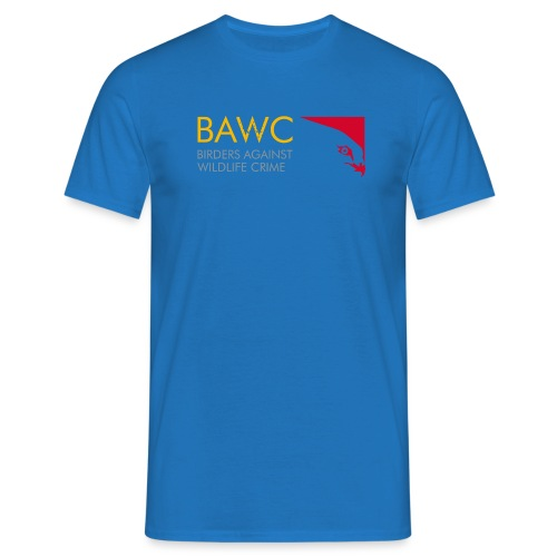BAWC Horizontal Logo - Men's T-Shirt