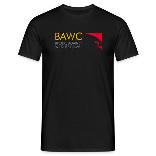 BAWC Horizontal Logo - Men's T-Shirt