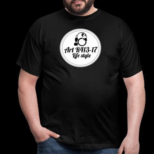 Défaut de maitrise du véhicule [BLANC] - T-shirt Homme