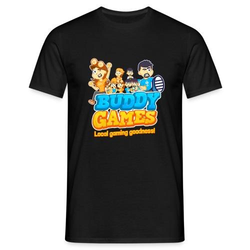 BuddyGames - Men's T-Shirt