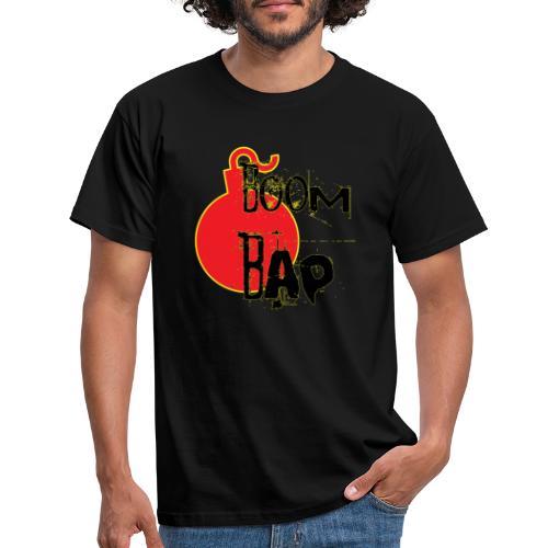 Boom Bap - Men's T-Shirt
