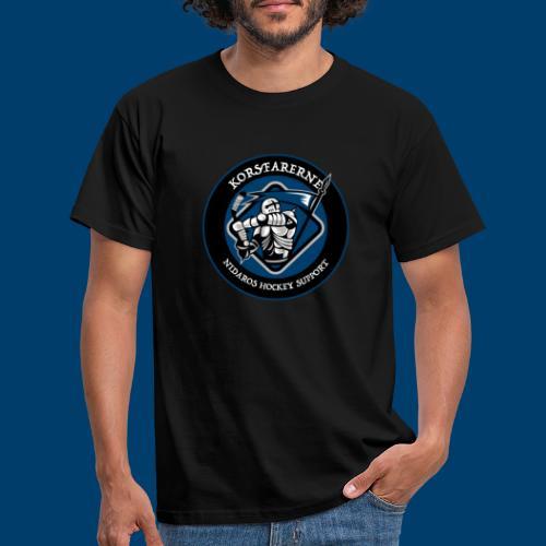 Korsfarerne - T-skjorte for menn