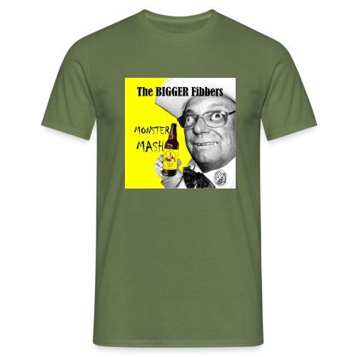 The Bigger Fibbers - Men's T-Shirt