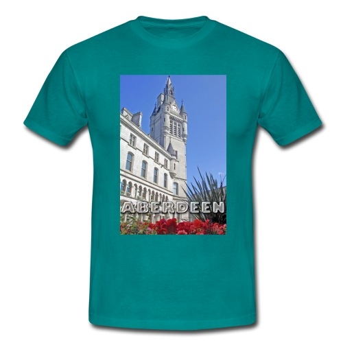 Aberdeen Town House - Men's T-Shirt