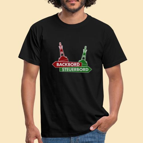 Backbord Steuerbord - Männer T-Shirt