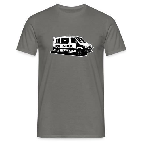 Sika remix - Miesten t-paita
