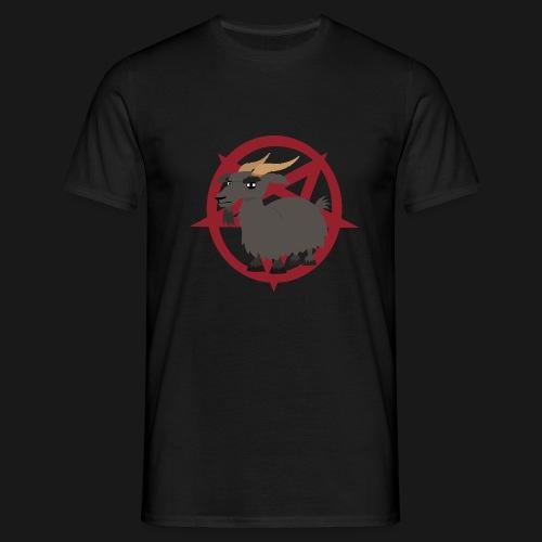 Geitebukk - T-skjorte for menn