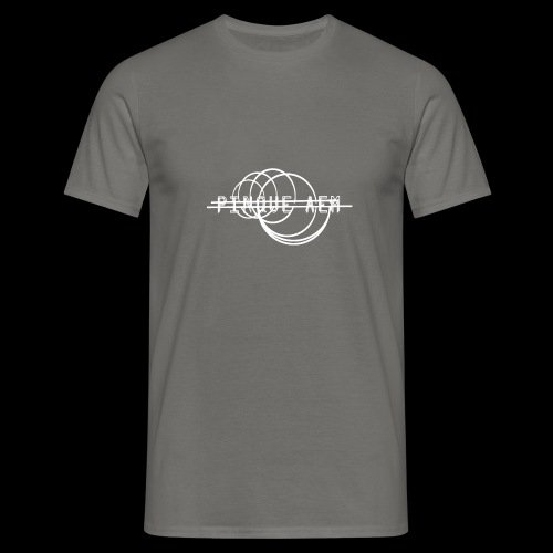 Pinque AEM Bianco - Maglietta da uomo