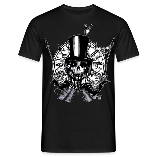 calaberacrow2 png - Men's T-Shirt