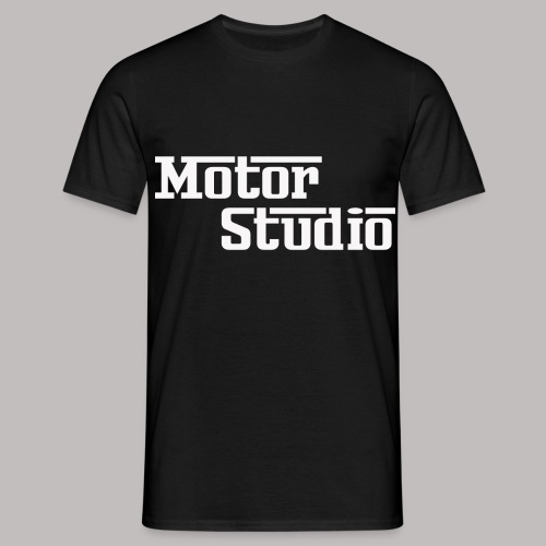 MOTORSTUDIO T SHIRT 1 png - Men's T-Shirt