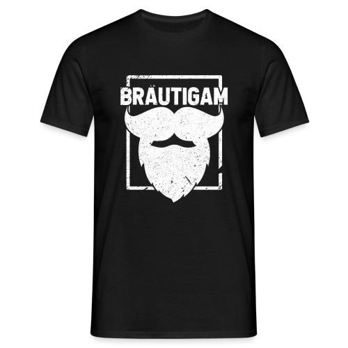 Bräutigam - Männer T-Shirt