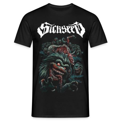 CRITTERS - Herre-T-shirt