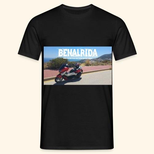 Benalrida BC w slogan jpg - Camiseta hombre