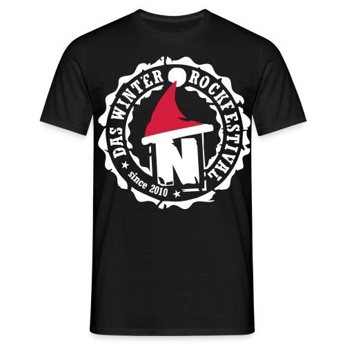 nikolaut2013 insider vintage b - Männer T-Shirt