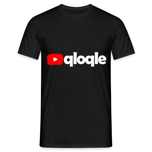 qloqle - Männer T-Shirt