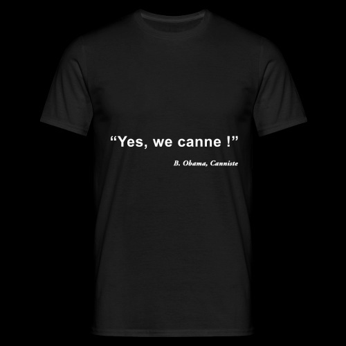 yeswecanne - T-shirt Homme