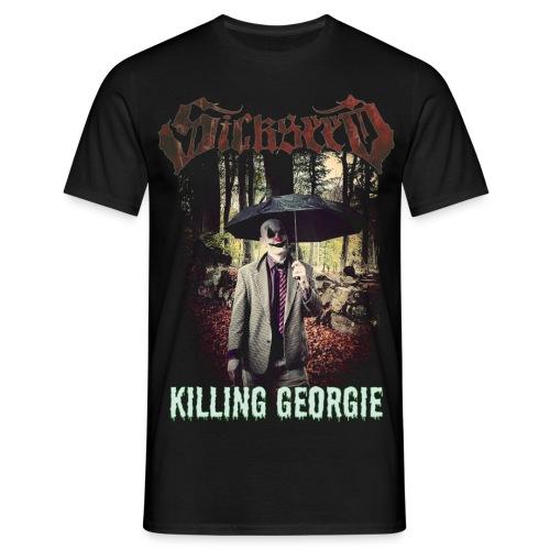 KILLING GEORGIE - Herre-T-shirt