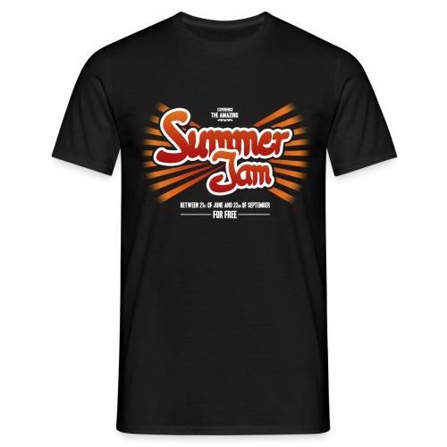 summerjam ohne hintergrund - Männer T-Shirt