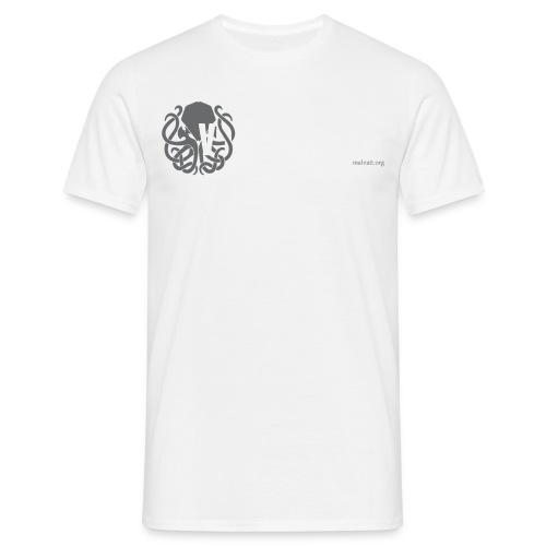 serigrafia cthulhu - Men's T-Shirt