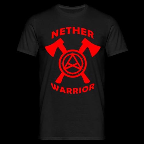 Nether Warrior T-shirt - Maglietta da uomo