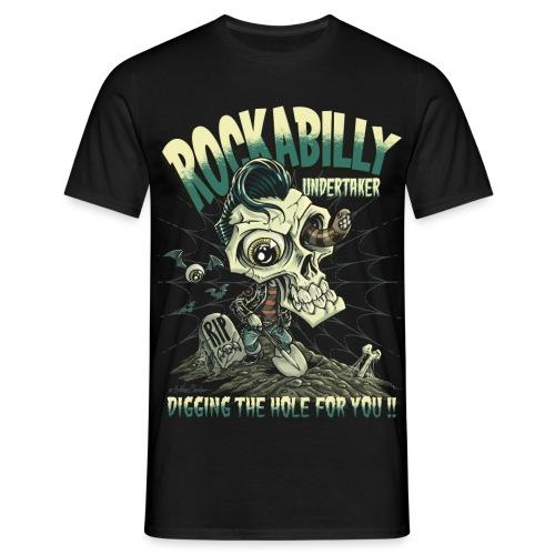 bones cartoon unido - Camiseta hombre
