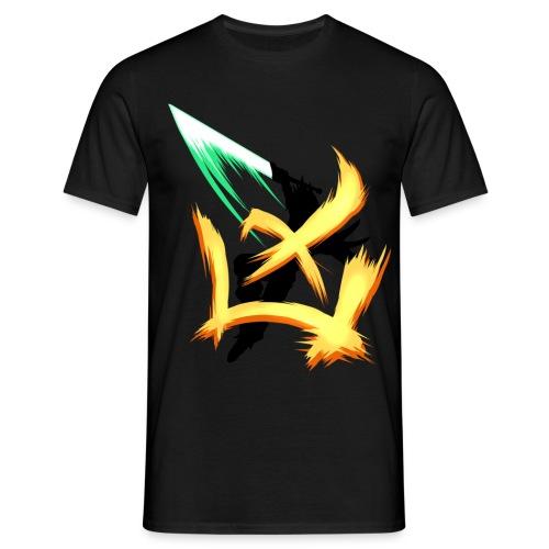 Charge the limit - Männer T-Shirt