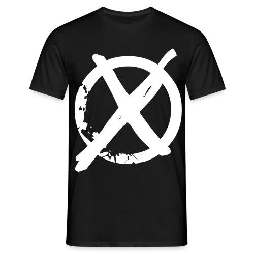 Tony Cole - Classic Straight Edge - Men's T-Shirt