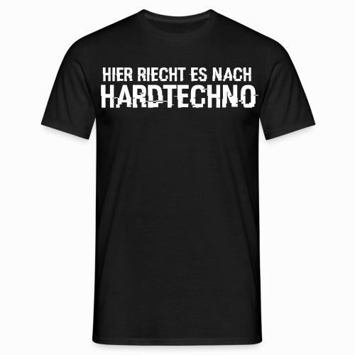 Riecht nach Techno - Männer T-Shirt