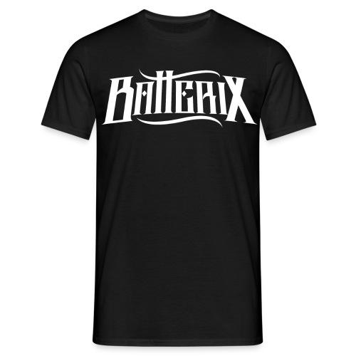 Batterix Logo - T-shirt herr