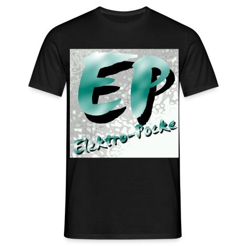 Elektro-Pocke T-Shirt Premium - Männer T-Shirt