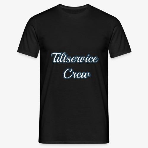 Tiltservice Crew - T-shirt herr