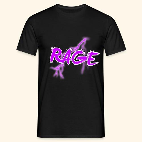 Logo rage - T-shirt Homme