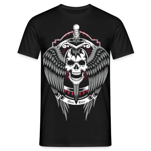 wings und strahlen - Männer T-Shirt