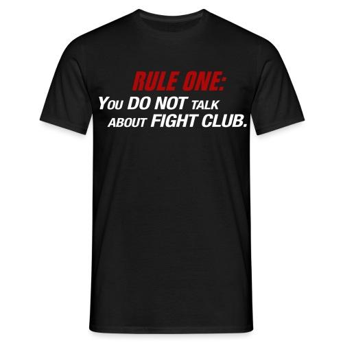Fight Club - Men's T-Shirt