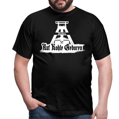 Duisburg White - Männer T-Shirt