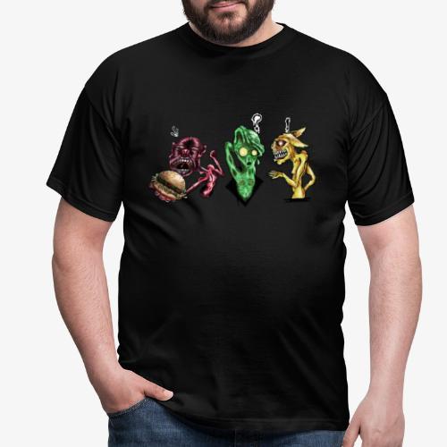 Weird communication - T-shirt Homme