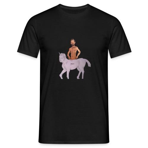 Das Biturmemehorn - Männer T-Shirt