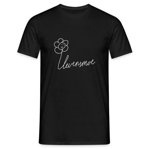 Levensmoe - Mannen T-shirt