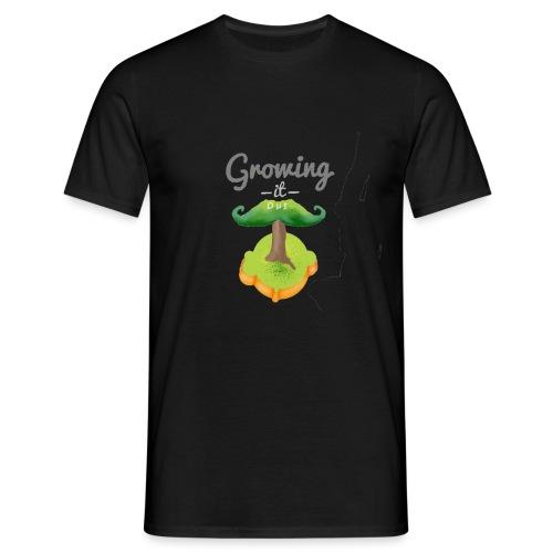 Moustache tree - Men's T-Shirt