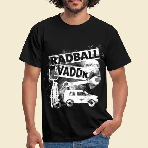 Radball | Vaddr - Männer T-Shirt