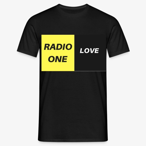 RADIO ONE LOVE - T-shirt Homme