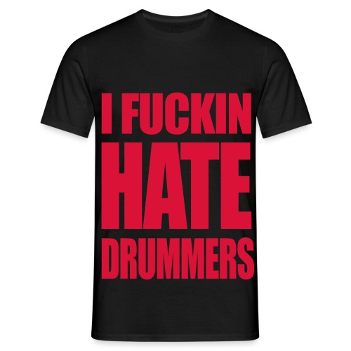 FILE IHD RED - Men's T-Shirt