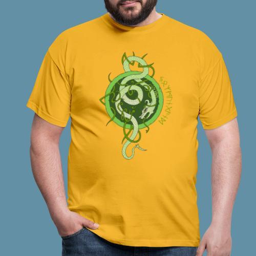 Jormungand logo png - Maglietta da uomo