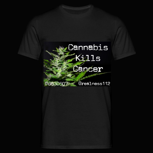 Cannabis Truth!!! Truth T-Shirts!!! #Rebellion - Men's T-Shirt
