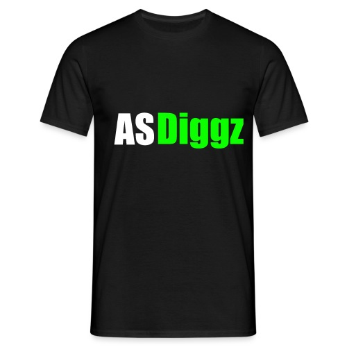 AS Diggz - Men's T-Shirt