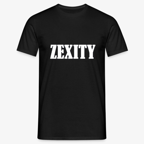 ItzZexity - Men's T-Shirt