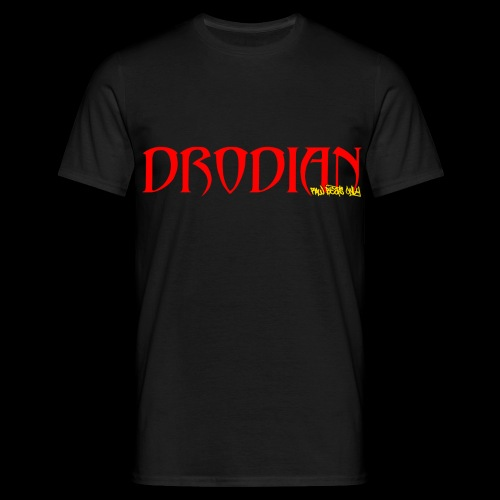 DRODIAN RBO RAYGUN - Men's T-Shirt