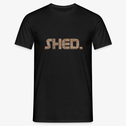 Shed. - Men's T-Shirt