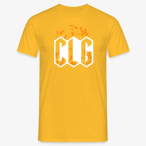 CLG DESIGN - T-shirt Homme