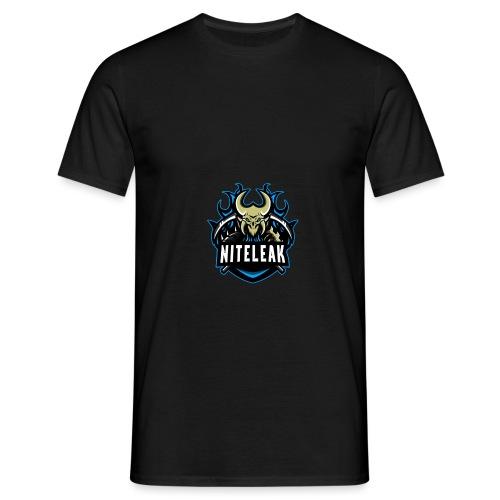 Niteleak merchandise - Herre-T-shirt